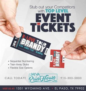 Event Marketing El Paso