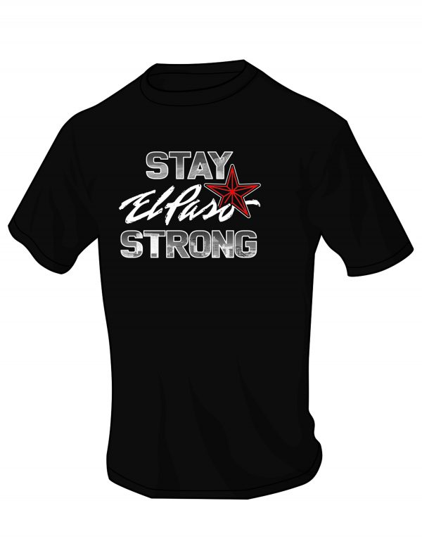JPH Stay Strong EP Tshirt 00 FRONT